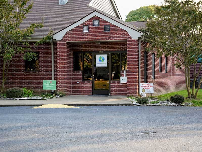 The Kidney Experts Dyersburg Location